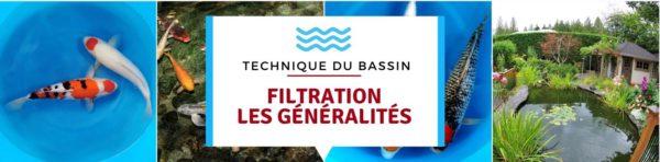 Filtration (1/2) : Généralités (concevoir et fabriquer son filtre à bassin etc..)