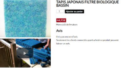 tapis de natte japonaise