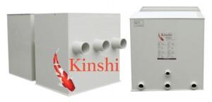 Filtre à grille Kinshi 5, carpe koi, bassin
