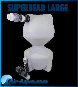 FILTRE BIOLOGIQUE GRAND SUPERBEAD CARPE KOI, filtre biologique, bassin carpe koi