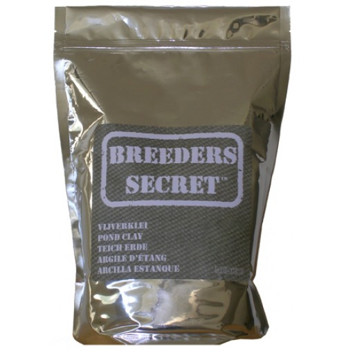 MONTMORILLONITE BREEDER SECRET 1.8 kg, bassin,carpe koi