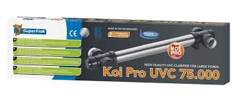 SUPERFISH KOI PRO UV qualité/prix excellent