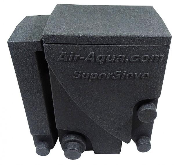 FILTRE A GRILLE SUPERSIEVE POMPAGE, filtre mécanique
