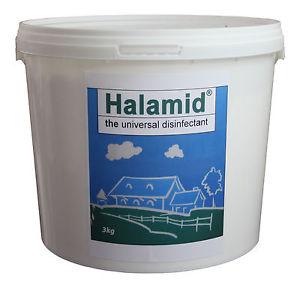 HALAMID BASSIN CARPE KOI, traitement carpe