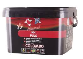 KH PLUS COLOMBO BASSIN CALCIUM, bassin carpe koi, traitement eau, dureté carbonaté.
