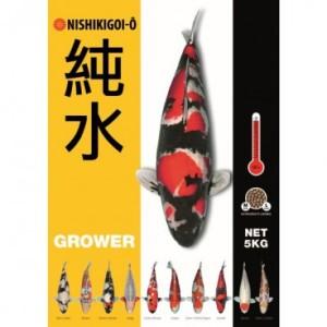 Nishikigoi O Grower Aliment Carpe Koi, nourriture koi, bassin