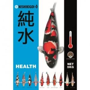 NISHIKIGOI O HEALTH ALIMENT CARPE KOI, bassin