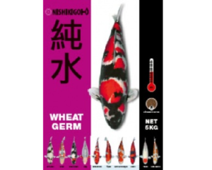 Nishikigoi O Wheat germ Aliment pour Carpe Koi