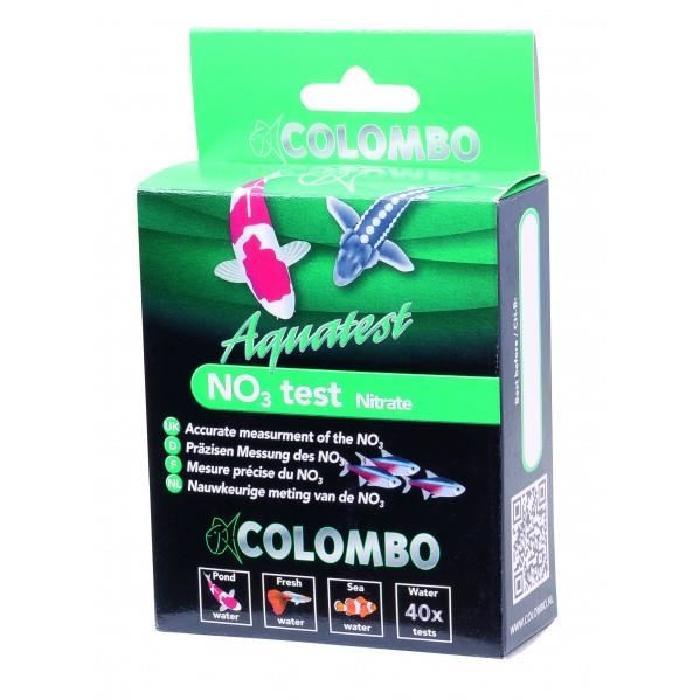 TEST N03 COLOMBO BASSIN, carpe koi