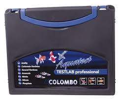 Valise tests bassin Colombo
