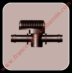 DISTRIBUTEUR 9 MM VANNE