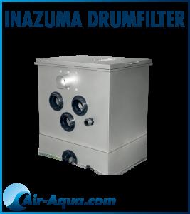 Filtre tambour carpe koi Inazuma