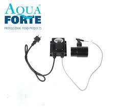Flow switch sécurité uv pompe