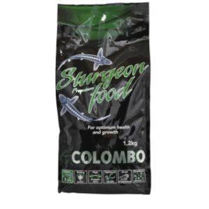 Colombo nourriture poisson de bassin for Alimentation poisson rouge bassin