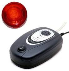 Alarme pompe à air