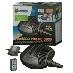 POMPE POND ECO PLUS RC, pompe bassin, filtration , carpe koi