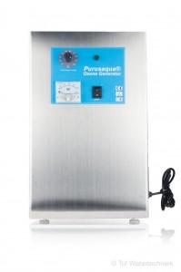Générateur d'ozone bassin
