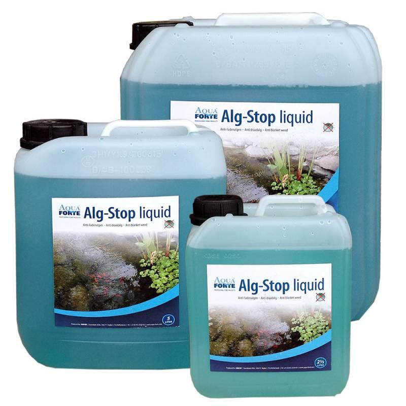 Anti algue bassin algstop