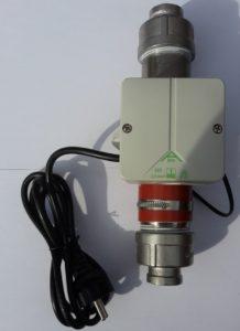 Destructeur d'ozone électrique, bassin, carpe koi