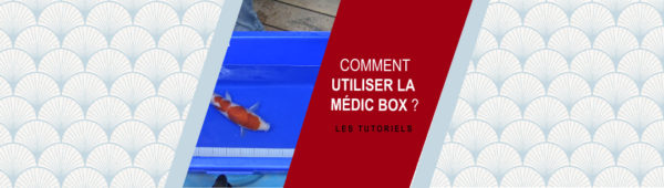Comment utiliser la Médic Box ?
