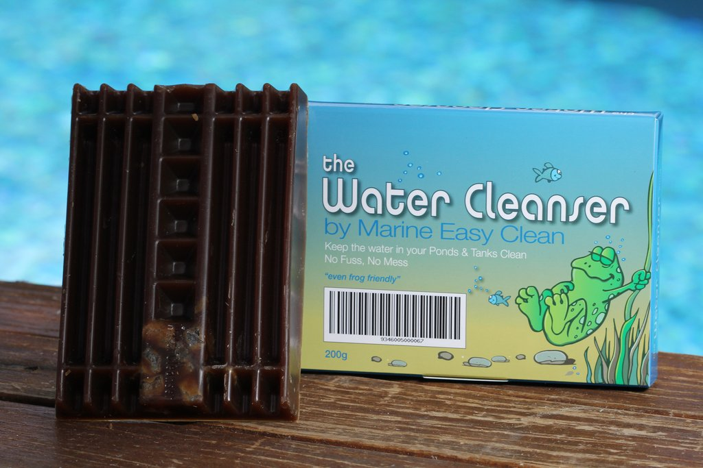 WATER CLEANSER, bassin, carpe koi