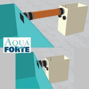 tamis de skimmer Aquaforte