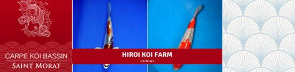 Hiroi Koi farm