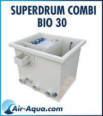 Superdrum combi bio 30 bassin