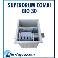 filtre bassin Superdrum combi bio 30
