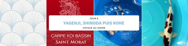 1710 : Jour 6 : Yagenji, Shinoda puis Kohe