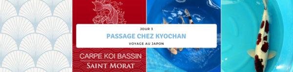 14/10 : Passage chez Kyochan et dans quelques Koi Show