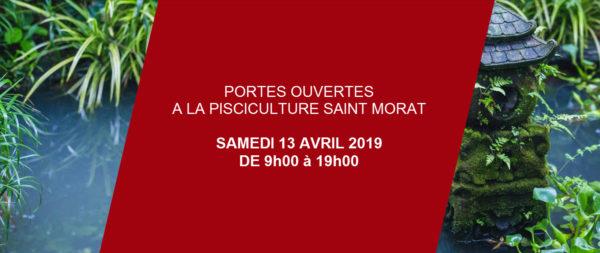 Portes ouvertes : le samedi 13 avril 2019
