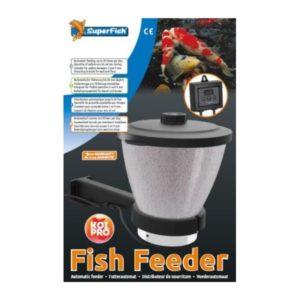 nourrisseur carpe koi superfish