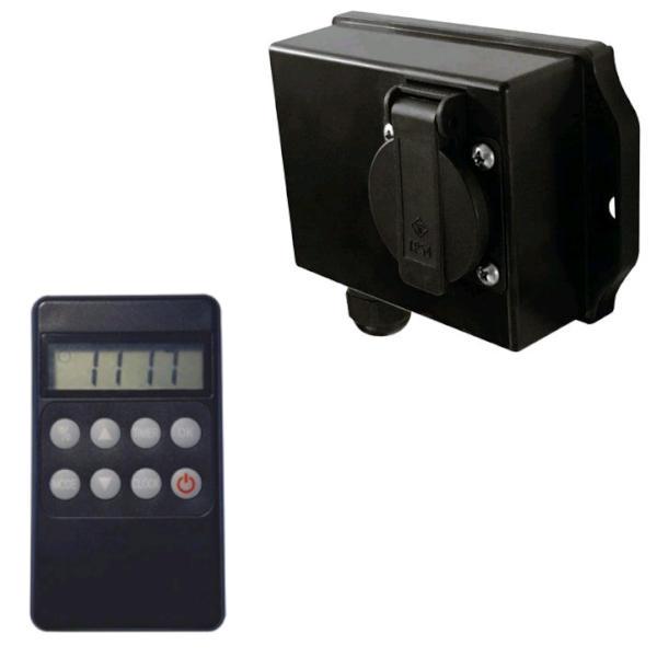 Aquaforte timer contrôleur pompe