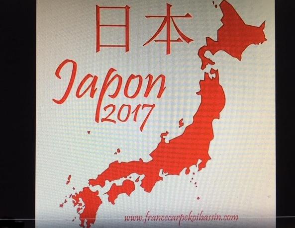 Souvenirs voyage Japon 2017