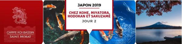 11/10 : Chez Hodokan, Kohe, Miyatora et Sakazume