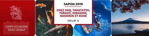14/10 : Takatatsu, Torazo, Hirashin, Hoshikin et Kohe