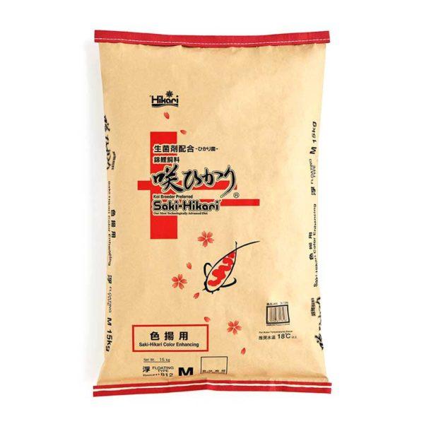 Nourriture Saki Hikari Color Enhancing 15 kg