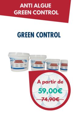 Anti algue green control